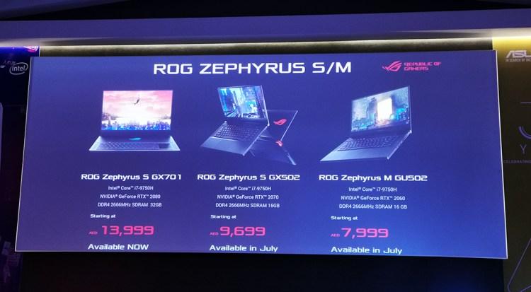 ASUS-ROG-Zephyrus-Series-Price