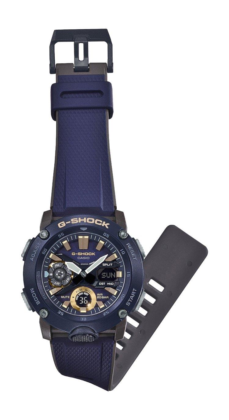 G-SHOCK-GA-2000-Military-Color-Blue