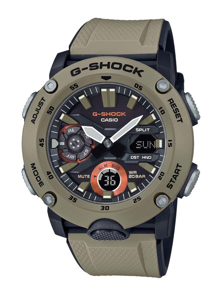 G-SHOCK-GA-2000-Military-Color-Gold