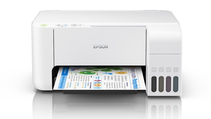 Epson Middle East launches compact and white EcoTank printers