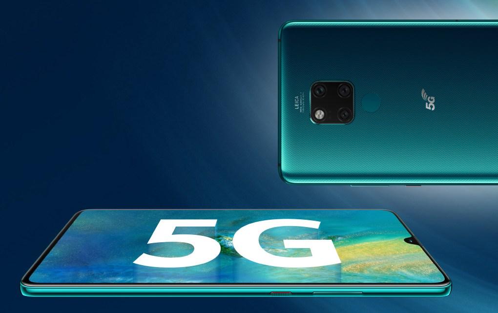 Huawei Launches the HUAWEI Mate 20 X (5G) Smartphones