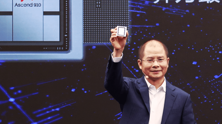 "Huawei Launches Ascend 910, ""The World's Most Powerful AI Processor"""