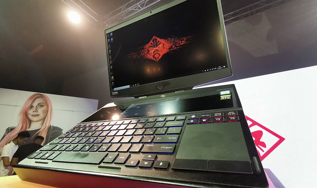 HP Launches New Dual Screen OMEN X 2S Gaming Laptop in the