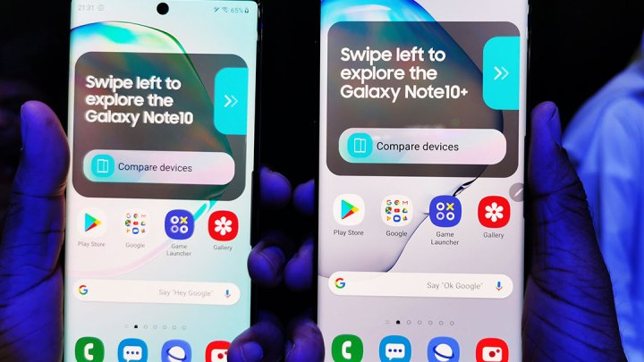 Samsung Gulf Electronics Launched The New Galaxy Note 10 & Note 10 Plus Smartphones in UAE