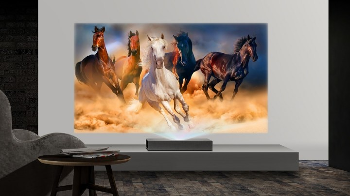 LG CineBeam 4K Projector unveiled for the first time to Europeans at IFA 2019