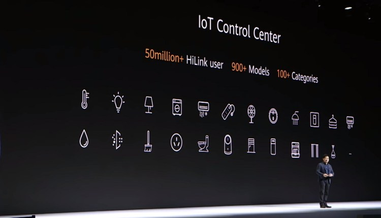 Huawei Vision- IoT Control center
