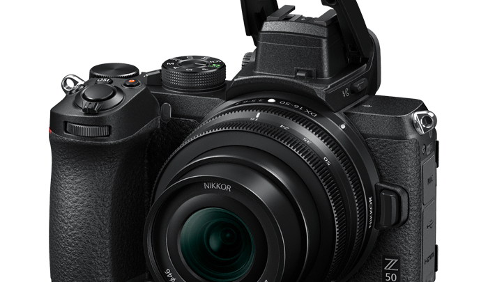 Nikon launches Z50 Mirrorless camera and NIKKOR Z DX 16-50mm f/3.5-6.3 VR and NIKKOR Z DX 50-250mm f/4.5-6.3 VR lenses