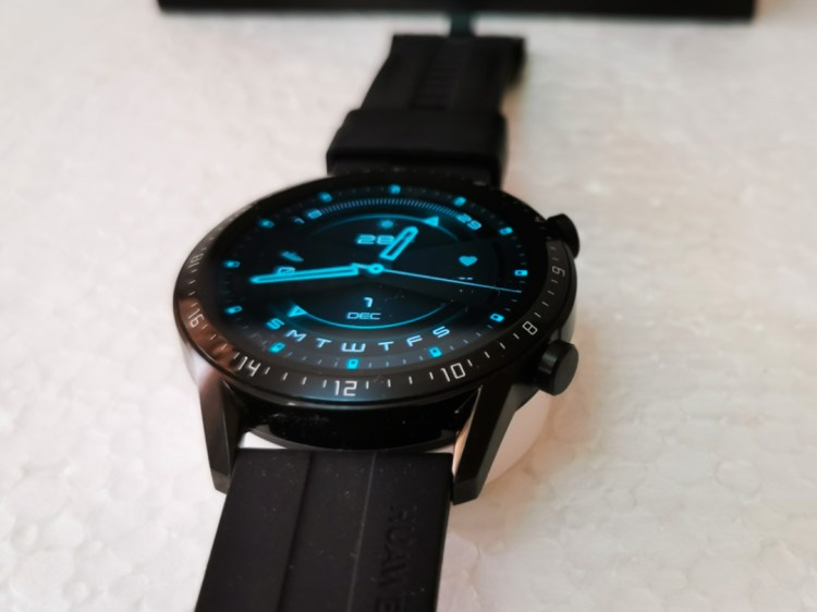 Huawei GT2-Watch- 3D-Glass giving a Bezel-less Vision