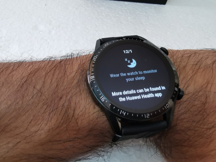 Huawei GT2-Watch- Sleep Monitoring