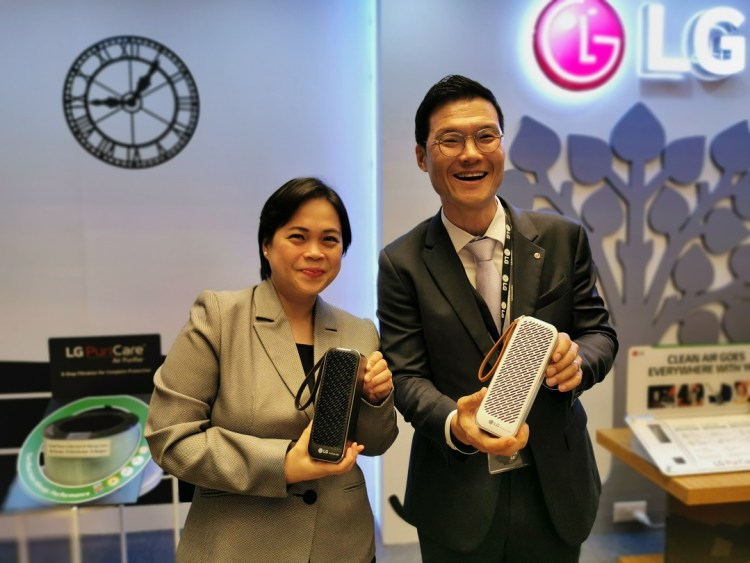 LG Electronics PuriCare Mini Air Purifier launched in Dubai-1