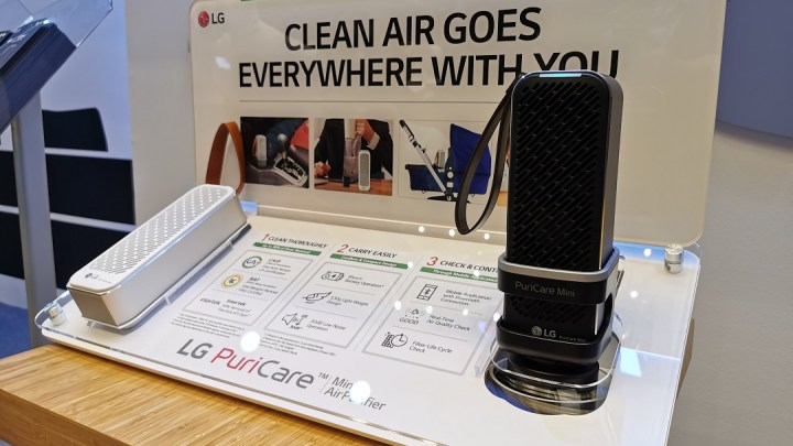 LG Introduces The PuriCare Mini – An Air Purifier for UAE Market