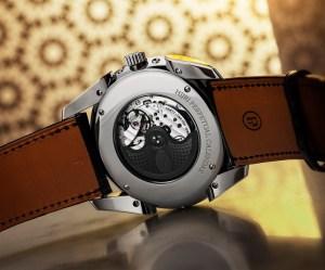 Parmigiani Fleurier Hijri Calendar Wristwatch-Back View