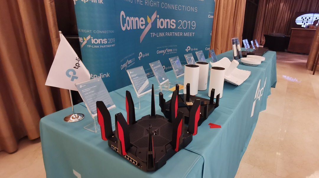"""TP-Link MEA Launched AX Technology Products in their Annual Event """"ConneXions"""""""