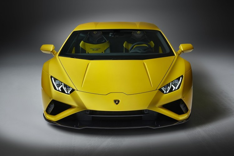 Lamborghini Huracán EVO Rear-Wheel Drive - Front-view