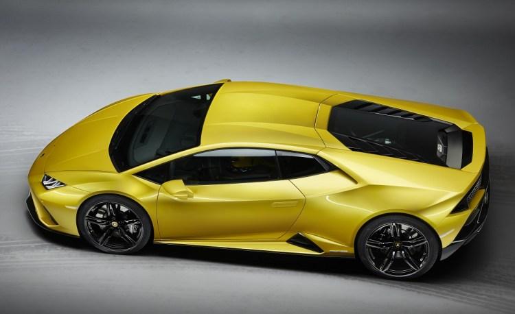 Lamborghini Huracán EVO Rear-Wheel Drive - Prespective-view