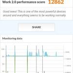 Realme X2 Pro Smartphone - PCMark benchmark score