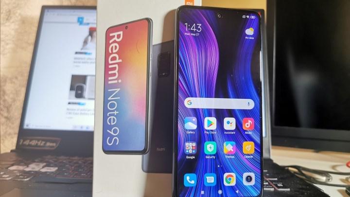Review of Xiaomi Redmi Note 9S Smartphone in UAE