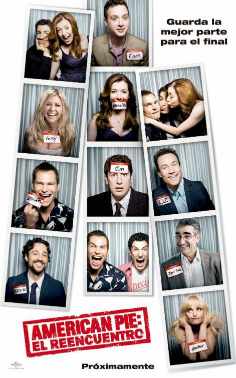 - [Critique] American Reunion (2012) american reunion international poster