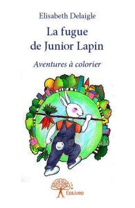 LA FUGUE DE JUNIOR LAPIN-COUVERTURE LIVRE fb