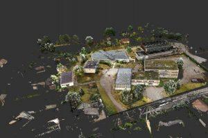 Collège drone environnement VAGNEY
