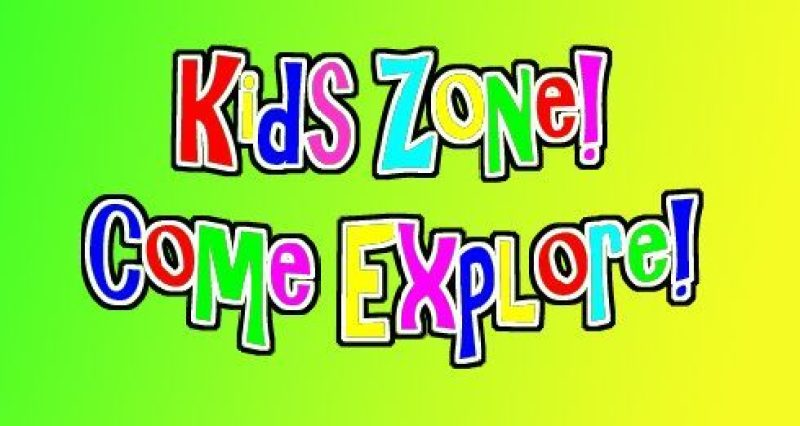 Kids zone home page Jpeg