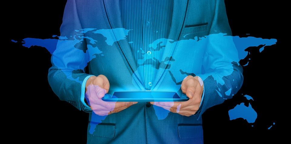 Businessman Internet Pixabay