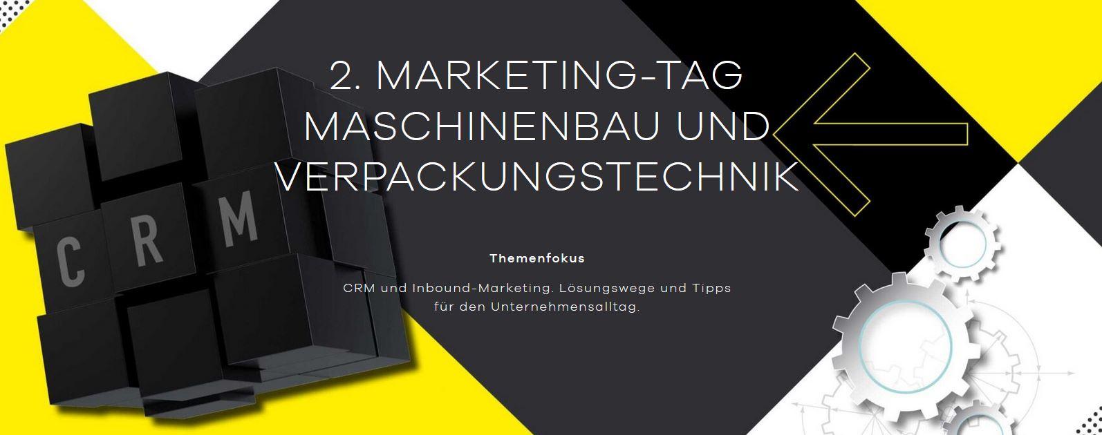 2. Marketing-Tag_Maschinenbau und Verpackungstechnik