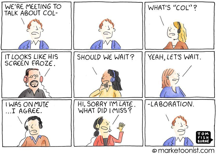 Virtuelle Zusammenarbeit und Kollaboration