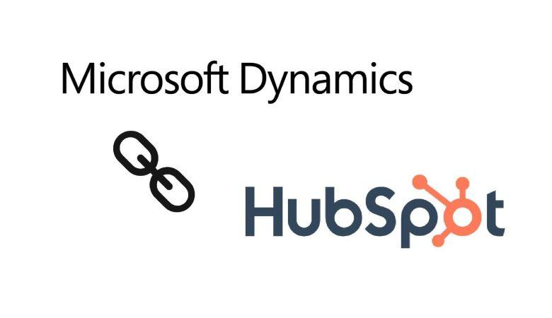 Microsoft Dynamcis Verbindung HubSpot