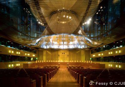 Großer Saal im EuGH G.Fessy Copyright CJUE_S