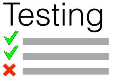 Testen und Testing