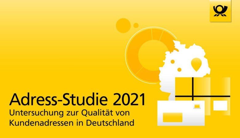 Deutsche Post Direkt Adress Studie 2021