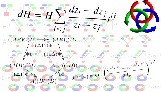 July 1 – 31, 2019 » Expansions, Lie Algebras and Invariants