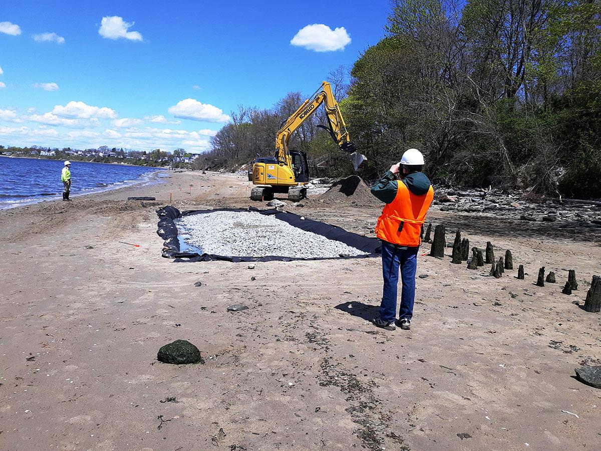 Ri Crmc Rose Larisa Park Living Shoreline Project