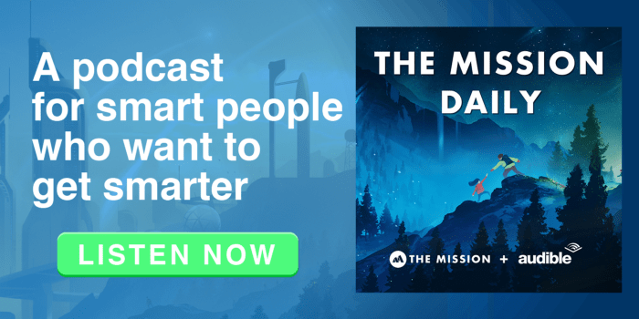 THE MISSION DAILY - LISTEN NOW