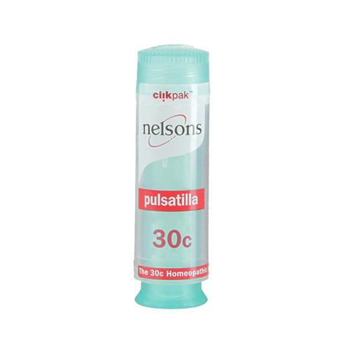 Nelsons Pulsatilla 30c Clicpak - CRM Global Ltd