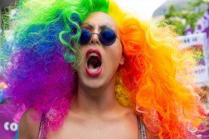 Protestan por ley anti LGBTTI en Hungría