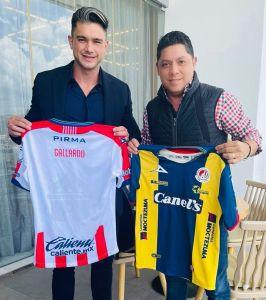 El gobernador electo de San Luis Potosí anunció la inclusión de jóvenes promesas del futbol potosinas a las reservas de la escuadra titular.