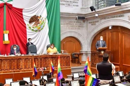 El Congreso del Estado de México aprobó este martes la Ley de Reconocimiento a la Identidad de Género con 61 votos a favor
