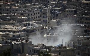 Explosión de una bomba en un mercado de Irak deja 25 muertos y varios heridos