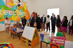 Suma de esfuerzos para fortalecer atención de mujeres en nueva sede del CJM