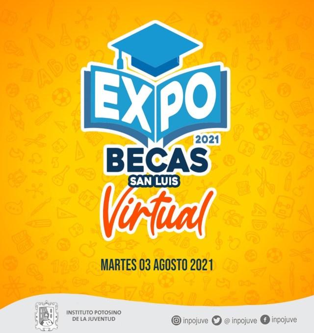 Inpojuve realizará Expo Becas 2021 de manera virtual