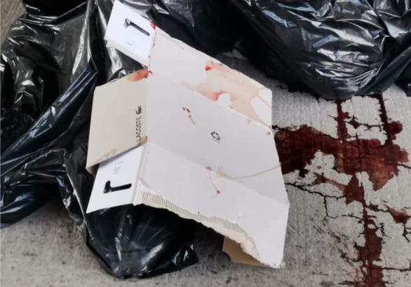 Se iniciaron las indagatorias por parte de policías de investigación, tras el hallazgo de dos cuerpos sin vida en el bulevar Río Españita