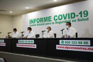 El Gobernador del Estado, Juan Manuel Carreras López, hizo un llamado a la ciudadanía a fortalecer las medidas sanitarias
