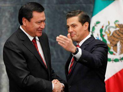 Osorio Chong, negó que en su administración se haya utilizado el programa Pegasus para espiar a adversarios del gobierno de Peña Nieto.