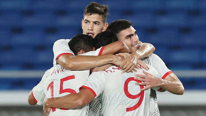 México golea a Corea del Sur y avanza a las semifinales