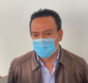 El próximo secretario general de Gobierno, José Guadalupe Torres Sánchez anunció que la mayoría de la plantilla laboral ya fue vacunada