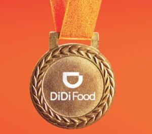 México sube al podio y DiDi Food celebra con promoción