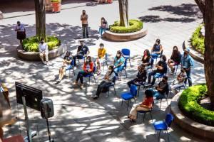 """UASLP reconoció a los participantes del tercer concurso """"Cineminuto por la Sostenibilidad. Resiliencia. Ecosistemas en ambientes habitados"""""""
