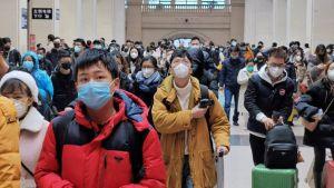 COVID-19 acecha nuevamente a Wuhan, la ciudad de origen